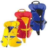 For Rent while on vacation in Bermuda Childrens Stohlquist Lifejackets