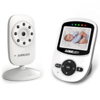 Rent a baby video monitor from Little Longtails